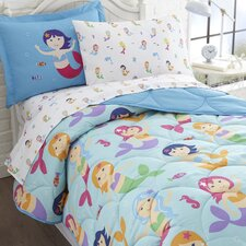 Mermaids Bed in a Bag Set