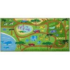 Safari Area Rug