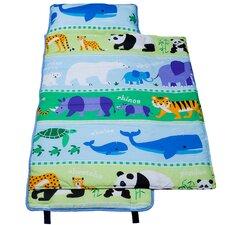 Endangered Animals Nap Mat