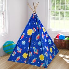 Out of This World Canvas Play Teepee