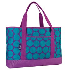 Ashley Big Dot Tote Bag