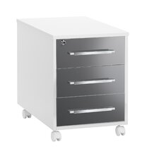 3 Drawer Mobile Container