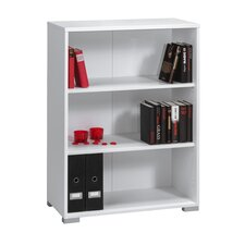 Aigerim 110cm 3 Shelf Shelving Unit