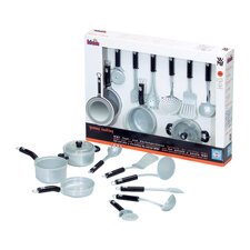 9 Piece WMF Pots and Kitchen Equipment Set