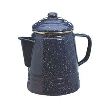 Percolator 9 Cup Enameware Coffee Maker