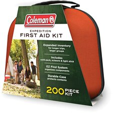 Expedition First Aid Kit