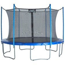 15' Trampoline with Enclosure