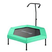 "50"" Hexagonal Fitness Mini Trampoline"