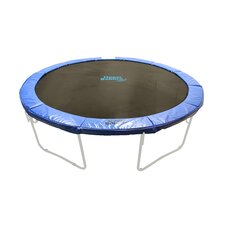 15' Round Super Trampoline Safety Pad