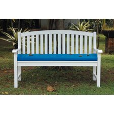 Hamilton 3-Seater Teak Garden Bench