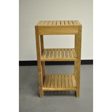 Spa Freestanding 2-Shelf Table Stand