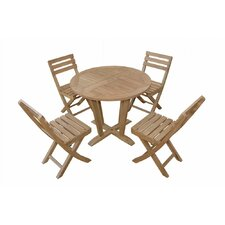 Descanso Alabama 5 Piece Dining Set