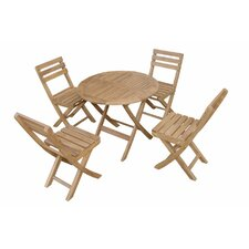 Chester 5 Piece Dining Set