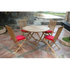 Bahama 5 Piece Dining Set