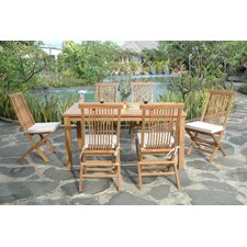 Montage 7 Piece Dining Set II