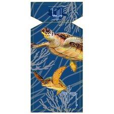 Guy Harvey Sea Turtle Beach Towel