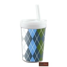 Argyle 8 oz Kid's Insulated Tumbler