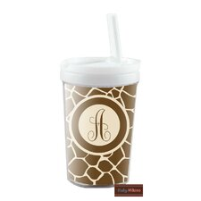 Giraffe 8 oz Kid's Insulated Tumbler