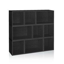 zBoard Storage Oxford Modular Organizer Bookcase