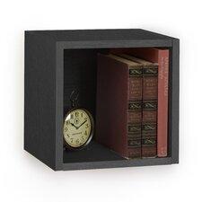 "Wall Cube 9.6"" Eco Decorative Wall Shelf Bookcase"