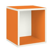 "Stackable 15.5"" Storage Cube"