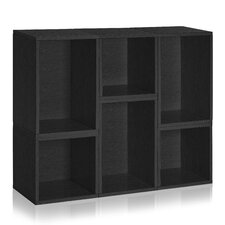 "Naples Storage 38"" Bookcase"