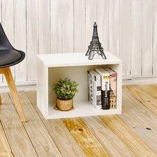 "Rectangle Plus 15.5"" Eco Stackable Shelf and Shoe Rack"