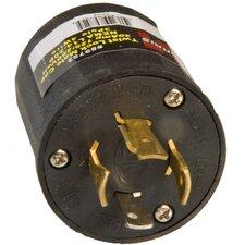 Male Twist Lock Plug for Most Generators