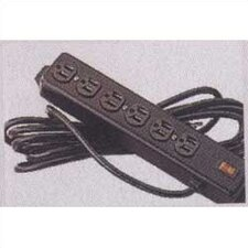 Surge Protector - Six Receptacle