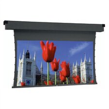 Tensioned Dual Masking Electrol Grey Motorized Electric Projection Screen