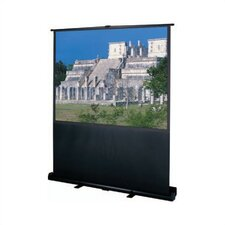 "Deluxe Insta-Theater 100"" Diagonal Portable Projection Screen"