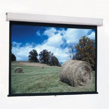 Advantage Matte White Manual Projection Screen