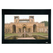 Imager Black Fixed Frame Screen Projection