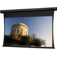 Tensioned Cosmopolitan Electrol 50'' H x 50'' W Electric Projection Screen
