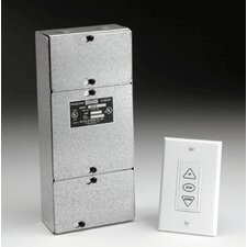 Extra Three Button Low Voltage Control Switch