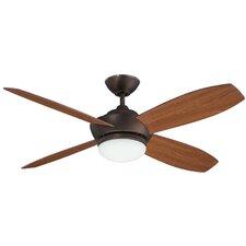 """52"""" Garvin 4 Blade Ceiling Fan"""