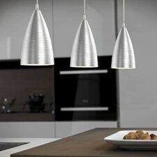 Garetto 3 Light Kitchen Island Pendant Light