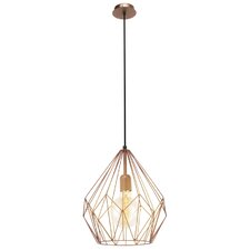 Geometric 1 Light Mini Pendant Light