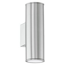 Riga 2 Light Outdoor Sconce