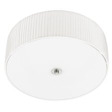 Fortuna 3 Light Flush Ceiling Light