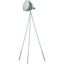 135.5 cm Design-Stehlampe Vintage
