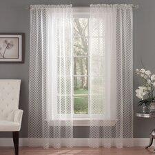 Framework Single Curtain Panel