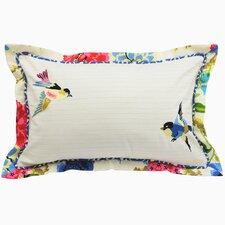 Charmed Cotton Lumbar Pillow