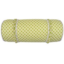 Emma's Garden Cotton Bolster Pillow