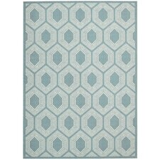 Sun and Share Bubbly Surface Indoor/Outdoor Area Rug