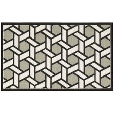 Fancy and Free Stone/Ivory Area Rug
