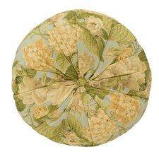 Garden Glory Cotton Throw Pillow