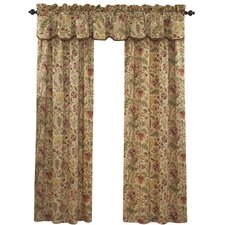 Imperial Dress Cotton Rod Pocket Single Curtain Panel
