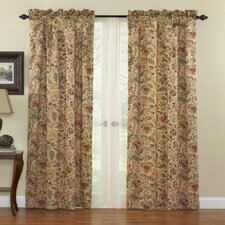 Imperial Dress Single Curtain Panel