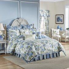 Floral Engagement 4 Piece Bedding Set